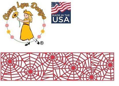 Cheery Lynn ,USA - Шаблон за рязане и ембос B322