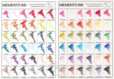 MEMENTO DUAL MARKER , Japan - Двувърх маркер ЧЕТКА - POTTERS CLAY