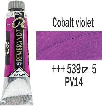 REMBRANDT Екстра Фини Маслени Бои 40 мл. - Cobalt Violet 5, № 539