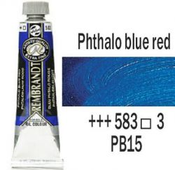 REMBRANDT Екстра Фини Маслени Бои 40 мл. - Phthalo Blue Red  3, № 583