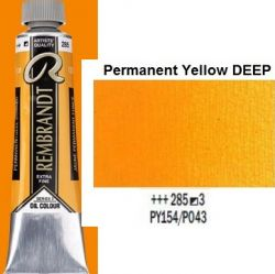 REMBRANDT Екстра Фини Маслени Бои 40 мл. - Permanent Yellow Deep 3, № 285