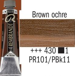 REMBRANDT Екстра Фини Маслени Бои 40 мл. - Brown Ochre 1, № 430