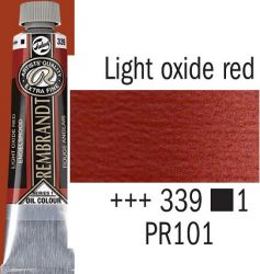 REMBRANDT Екстра Фини Маслени Бои 40 мл. - Light Oxide Red 1, № 339