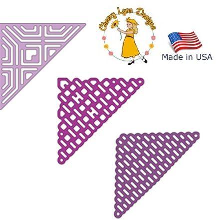 DIES by Cheery Lynn USA - Шаблон за рязане и ембос / b172