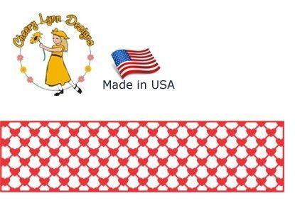 Cheery Lynn ,USA - Шаблон за рязане и ембос b297