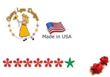DIES by Cheery Lynn USA - Шаблон за рязане и ембос / b152r
