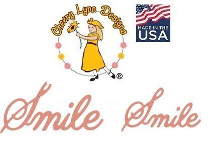 DIES by Cheery Lynn ,USA - Шаблон за рязане и ембос B502
