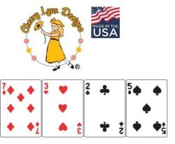 CARDS Cheery Lynn ,USA - Шаблон за рязане и ембос B398