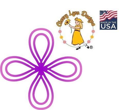 DIES by Cheery Lynn ,USA - Шаблон за рязане и ембос B337