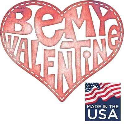 HEART by Cheery Lynn ,USA - Шаблон за рязане и ембос B531
