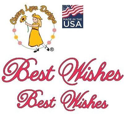 Cheery Lynn ,USA - Шаблони за рязане и ембос / b244