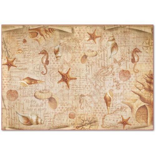 STAMPERIA RISO, Italy - Оризова декупажна хартия 48 х 33 см.
