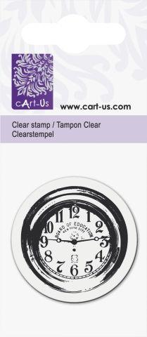 Clear stamp 5x6cm  - Дизайнерски  печат