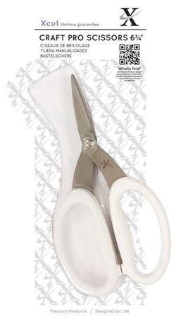XCUT CRAFT PRO SCISSORS 13,5 cm. - Титаниева крафтърска ножица