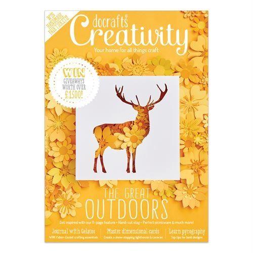 CREATIVITY Magazine - ISSUE 83