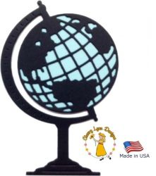 Cheery Lynn ,USA - Шаблон за рязане и ембос B397