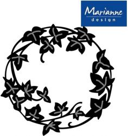 FRAME Marianne Design DIE - Шаблон за рязане и ембос CR1213