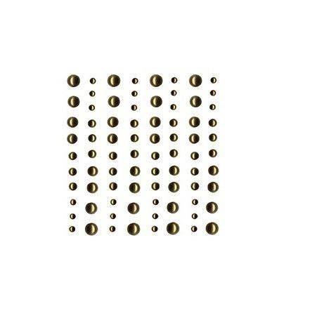 Artemio Gemstones - Елементи  СЗЛ 2 - 6mm. 80 бр.