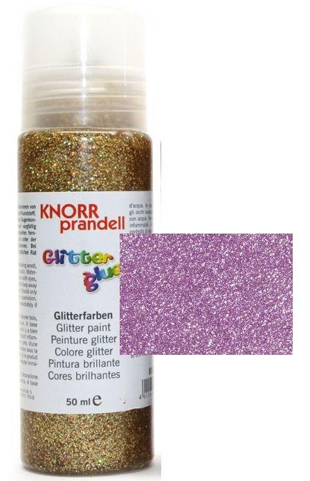 Glitter Glue -Брокат лепило за декорация 50ml. ANTIQUE PINK