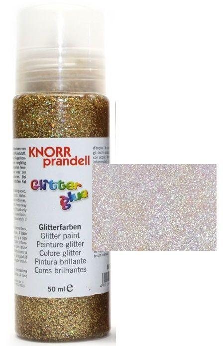 Glitter Glue -Брокат лепило за декорация 50ml. LIGHT LILAC