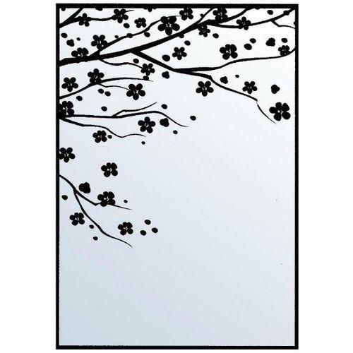 CRAFTS TOO Emboss Folder - Папка за релеф / 3096