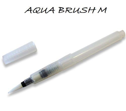 AQUA BRUSH  M - Японска четкa с резервоар M
