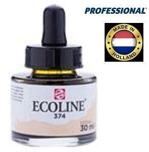 ECOLINE PROFESSIONAL 30ml - Течен акварел 374 / PINK BEIGE