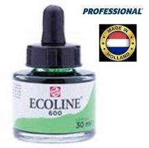 ECOLINE PROFESSIONAL 30ml - Течен акварел 600 / ЗЕЛЕН
