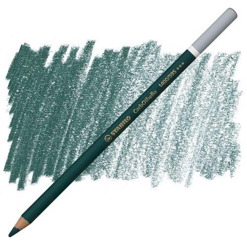 CarbOthello PASTEL PENCIL - ОТЕЛО пастелeн молив 595 / LEAF  GREEN DEEP