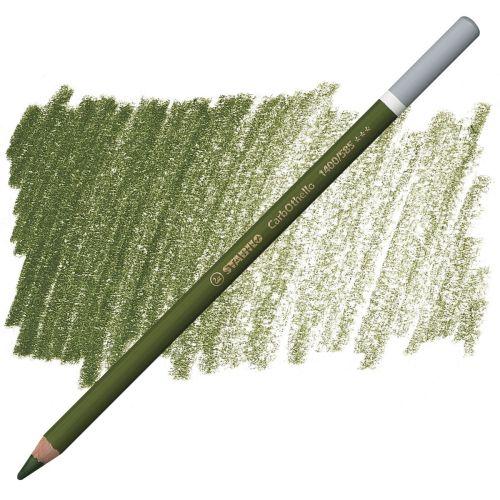 CarbOthello PASTEL PENCIL - ОТЕЛО пастелeн молив 585 / OLIVE GREEN
