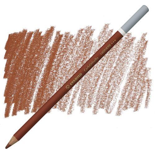 CarbOthello PASTEL PENCIL - ОТЕЛО пастелeн молив 670 / BURNT SIENNA