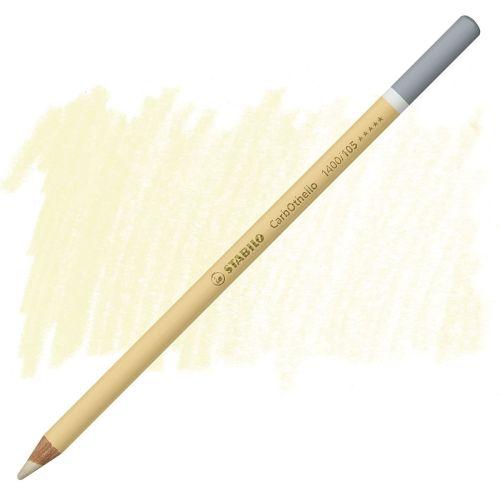 CarbOthello PASTEL PENCIL - ОТЕЛО пастелeн молив 105 / IVORY