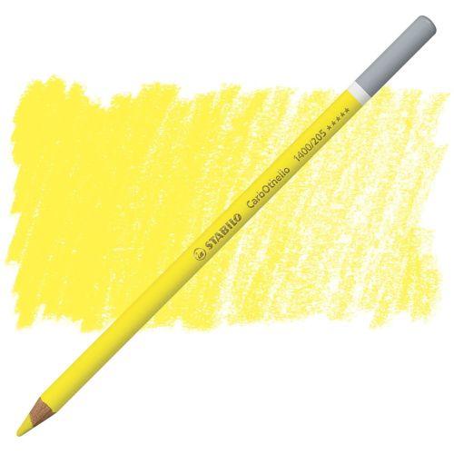 CarbOthello PASTEL PENCIL - ОТЕЛО пастелeн молив 205 / NATURAL YELLOW