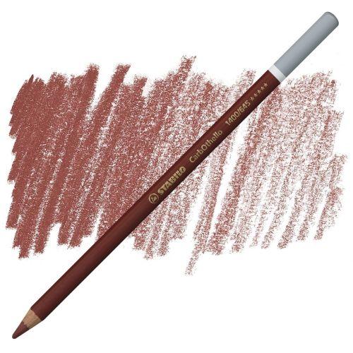 CarbOthello PASTEL PENCIL - ОТЕЛО пастелeн молив 645 / CAPUT MORTUUM RED