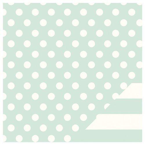 AM CRAFTS USA , SOFT BLUE - CLASSIC  - Двустранен дизайнерски картон 30,5 х 30,5 см.