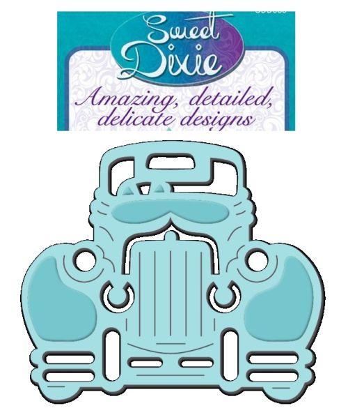 AUTO Sweet Dixie Metal Die - ЩАНЦА VINTAGE CAR