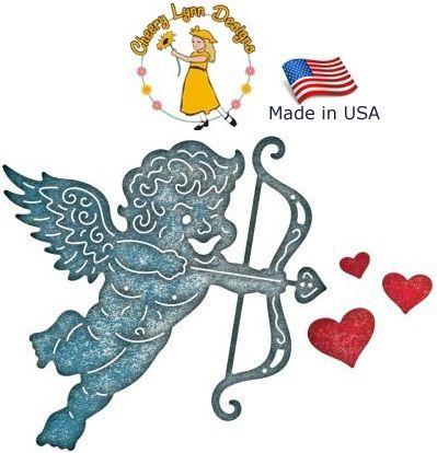 Cheery Lynn USA - Шаблон за рязане и ембос / b698