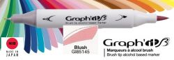 # GRAPH IT BRUSH MARKER - Двувърх дизайн маркери ЧЕТКА - BLUSH