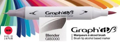 # GRAPH IT BRUSH MARKER - Двувърх дизайн маркери ЧЕТКА - BLENDER