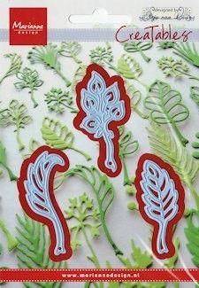 Marianne Design - Шаблон за рязане и ембос LR0226
