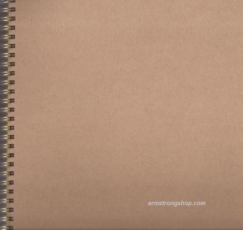 "ALBUM  ""CRAFT"" 8"" x 8"" - Скрапбукинг ""КРАФТ"" албум 24 страници 20 x 20 см"