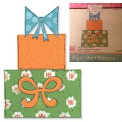GIFTS Bigz Die - Gifts,Stacking w/Bows