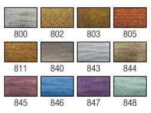 VAN GOGH watercolour specialty - Металикови акварели к-кт 12 цвята