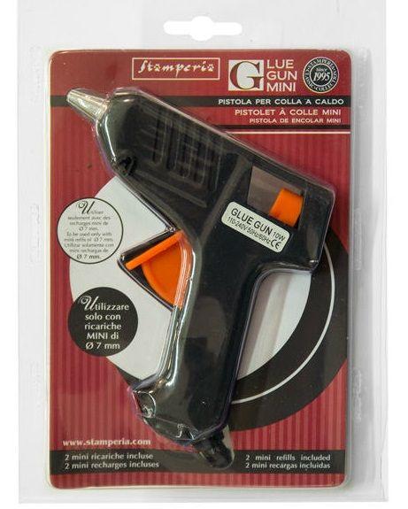 GLUE GUN MINI ,Stamperia  - Мини пистолет за силикон 7mm