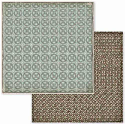 Stamperia ScrapArt -Дизайнерски скрапбукинг картон 30,5 х 30,5 см.