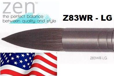 "ZEN 83 Round WASH, USA - Профи четка ""КАТЕРИЧКА"" за акварелни техники № LARGE"
