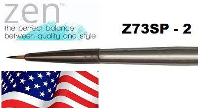 ZEN 73 Spotter , USA - Профи `спотър` четка за различни техники 3/0