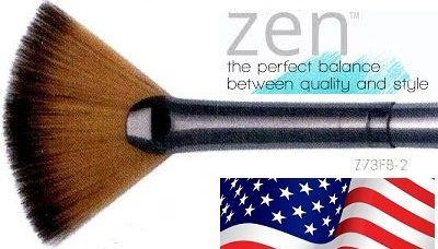 ZEN 73 Fan, USA - Профи `ветрило` четка за различни техники №2