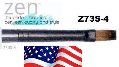 ZEN 73 Flat, USA - Профи `плоска` четка за различни техники №4