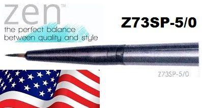 ZEN 73 Spotter , USA - Профи `спотър` четка за различни техники 5/0
